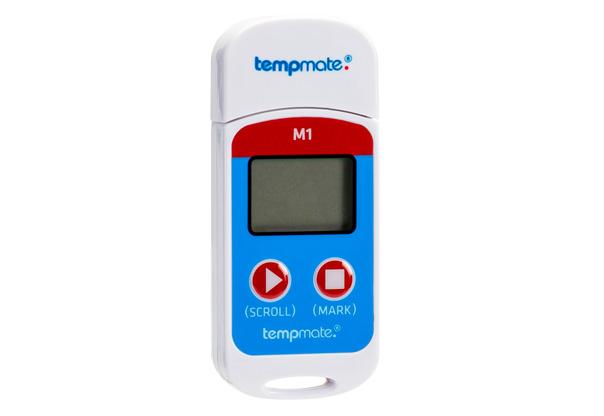 M1. Tempmate Registradores de temperatura